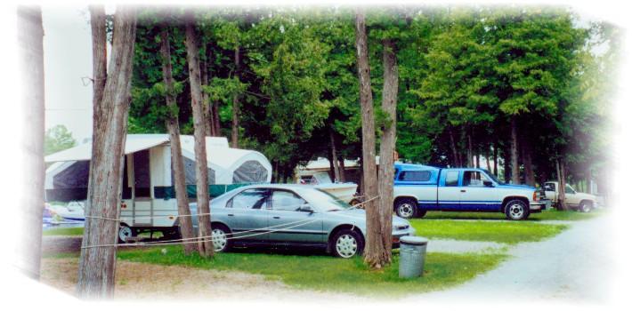 overnight RV Camping